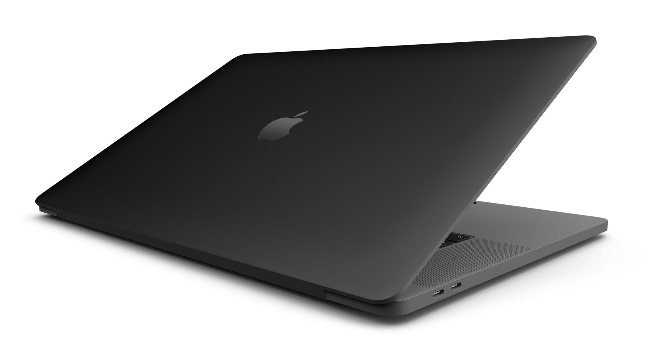 photo of Apple Researching High-End Titanium MacBook Casings With Unique Textured Finish image