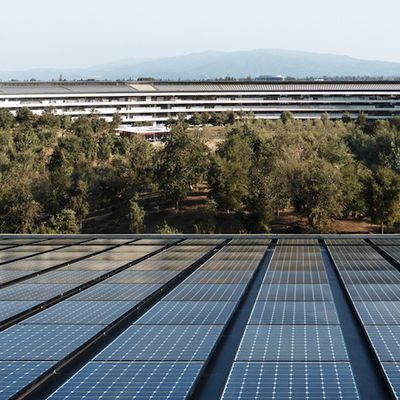 apple park solar