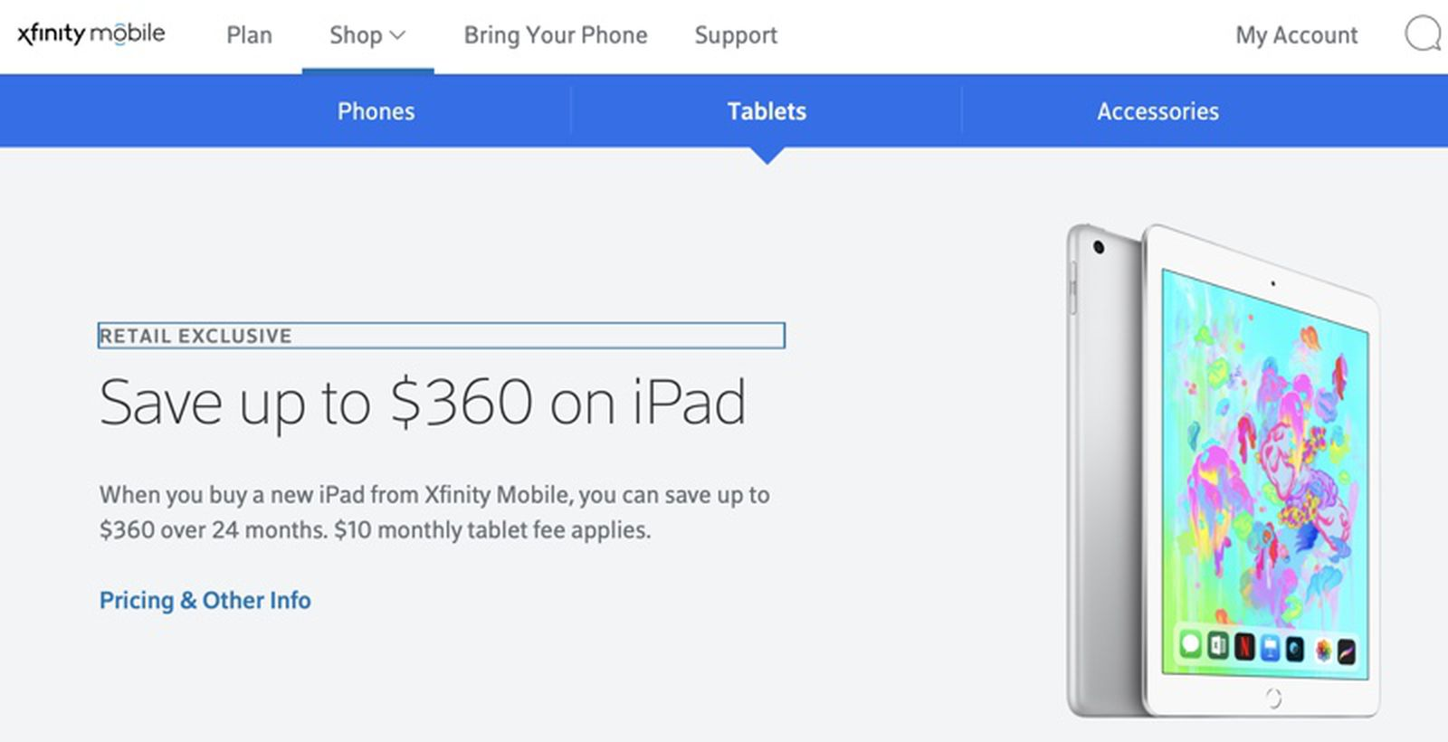 Apple Requires Comcast And Charter To Sell Ipads And Apple Tvs As Part Of Iphone Deal Macrumors