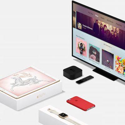 Apple Gift Guide 2015