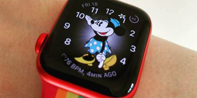 apple watch productred customer