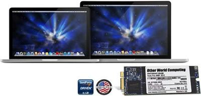 owc retina macbook pro ssds