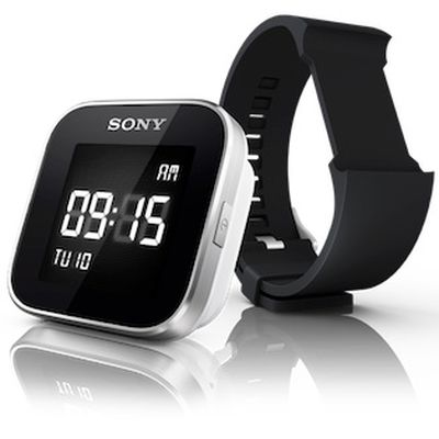 sony smartwatch pebble