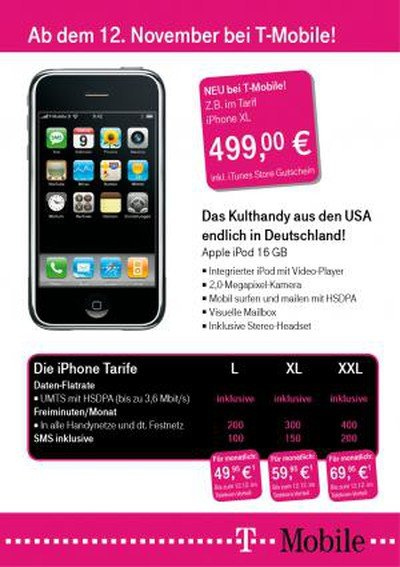 iphone release ger 300