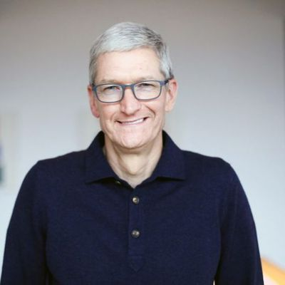 tim cook vogue