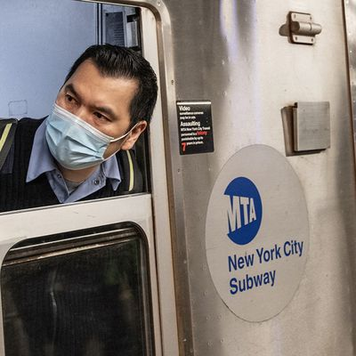 nyc mta subway mask