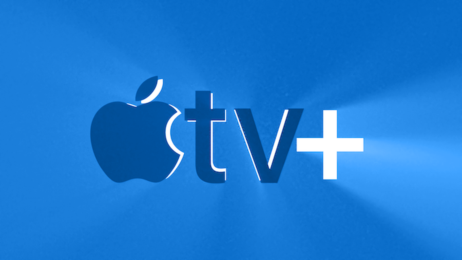 Apple TV Ray Light Blue.'
