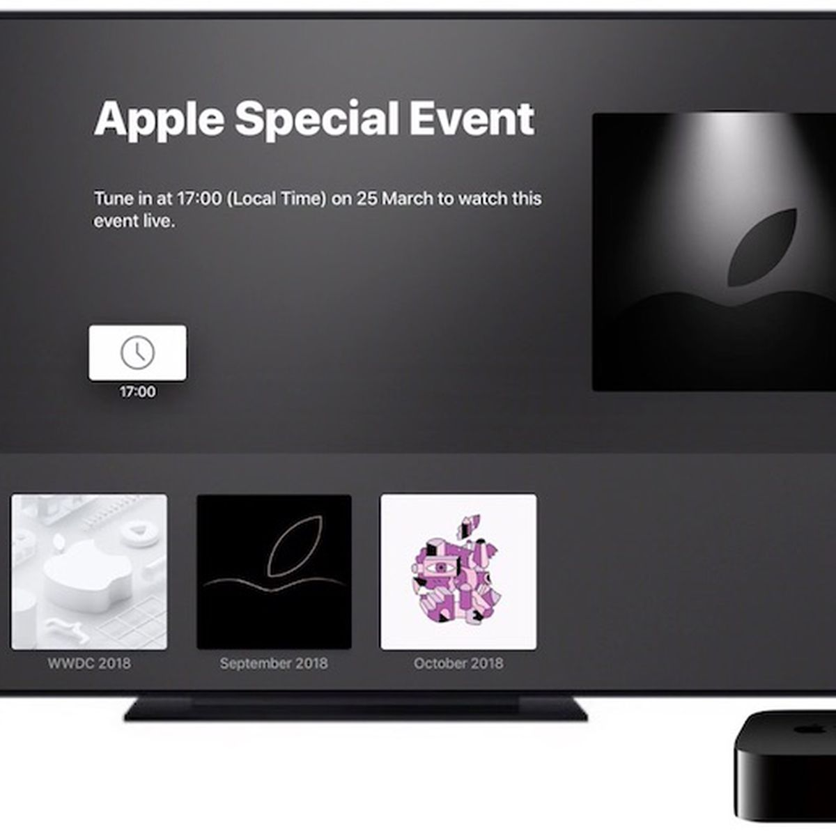 How To Watch Apple S It S Show Time Event Macrumors