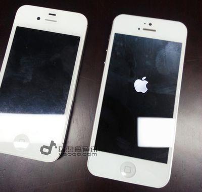 white iphone 5 vgooo 1