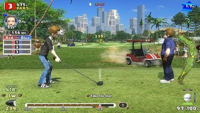 Everybody's Golf - Sony game