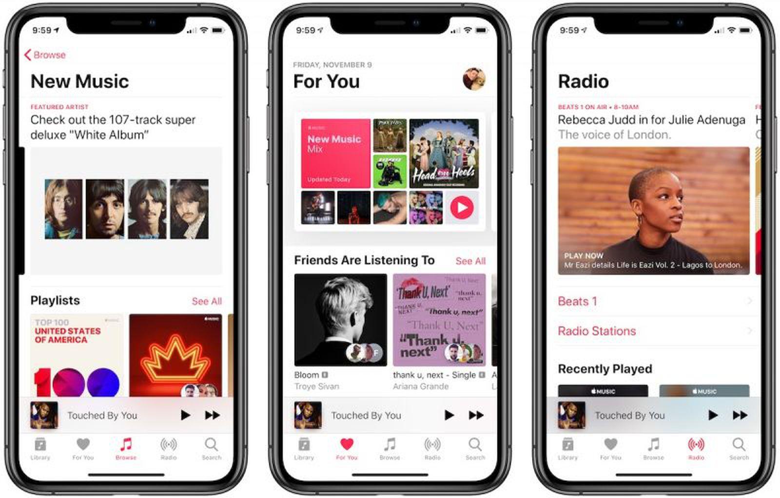 popular music september 2019
