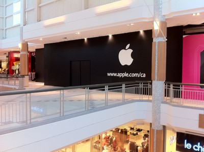 apple store mapleview