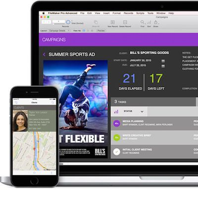FileMaker 14 Mac iPad iPhone