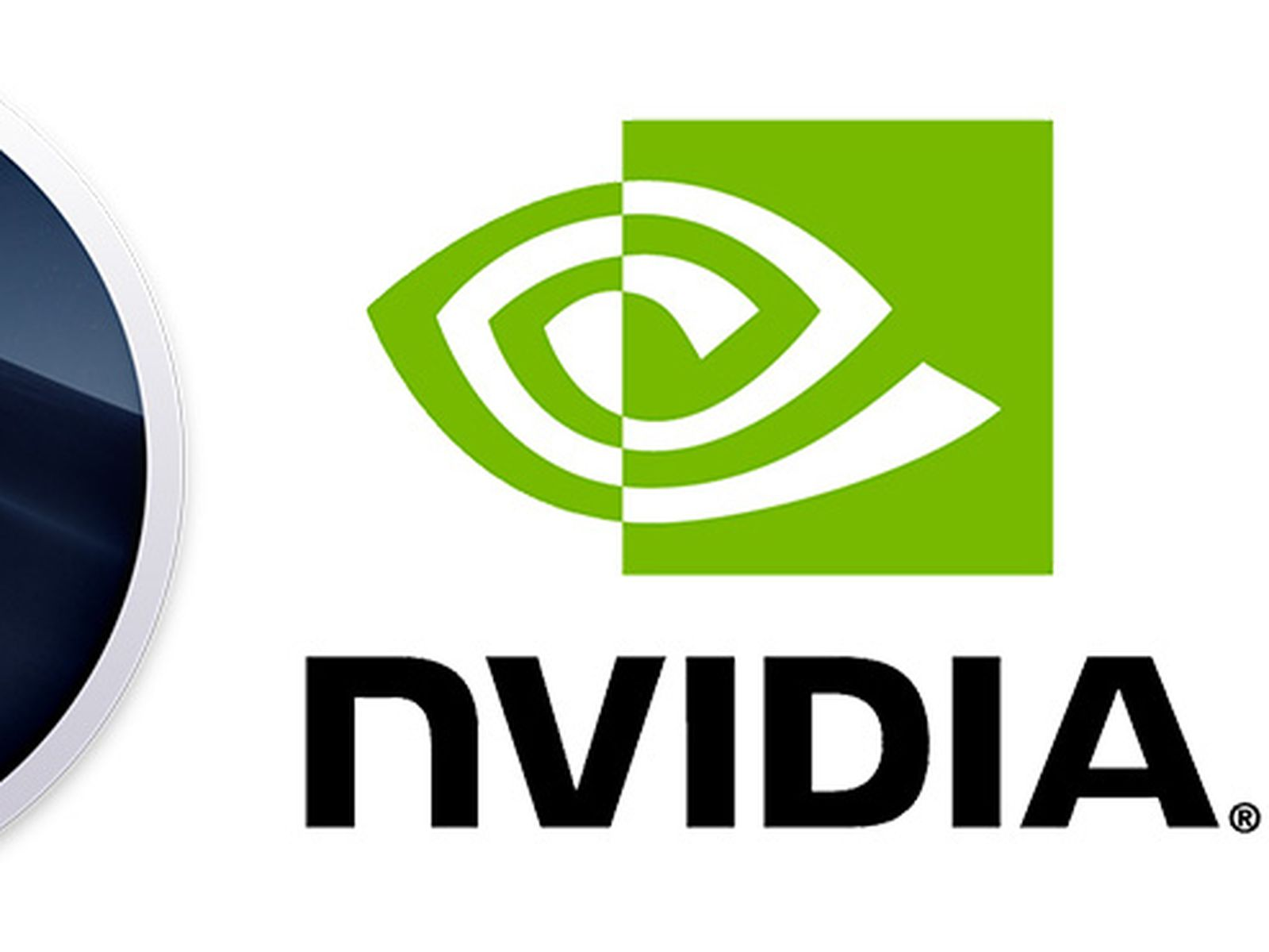 Nvidia on Its Lack of macOS Mojave ...