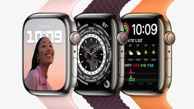 apple watch series 7 stainless steel colors