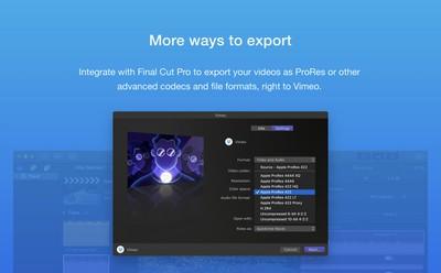 vimeo for macos 1