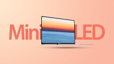 Mini LED MacBook Pro Feature