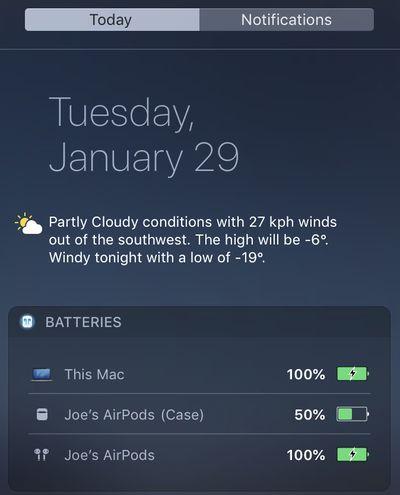 airbuddy widget mac