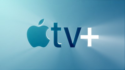 Apple TV Ray Light 2 Blue