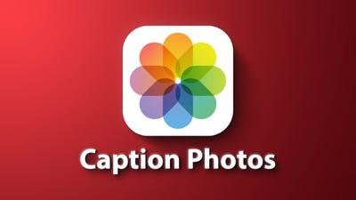 iOS 14 Caption Photos Feature