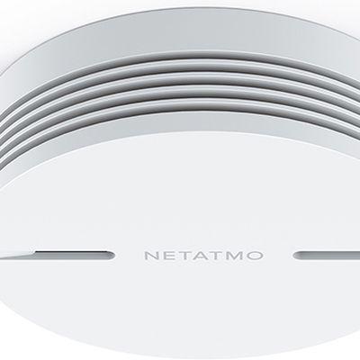 netatmo smoke alarm