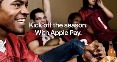 apple pay UA