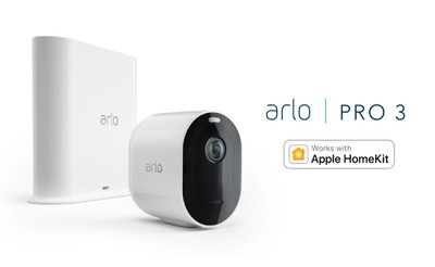 ArloPro3 HomeKit WithSmartHub2101