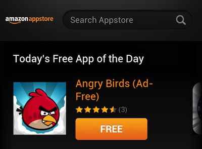 amazon appstore angry birds