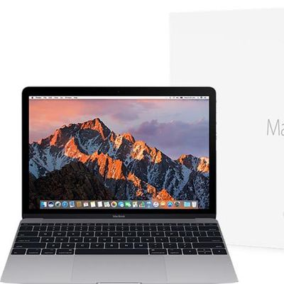 refurbished 12 inch macbook 2017