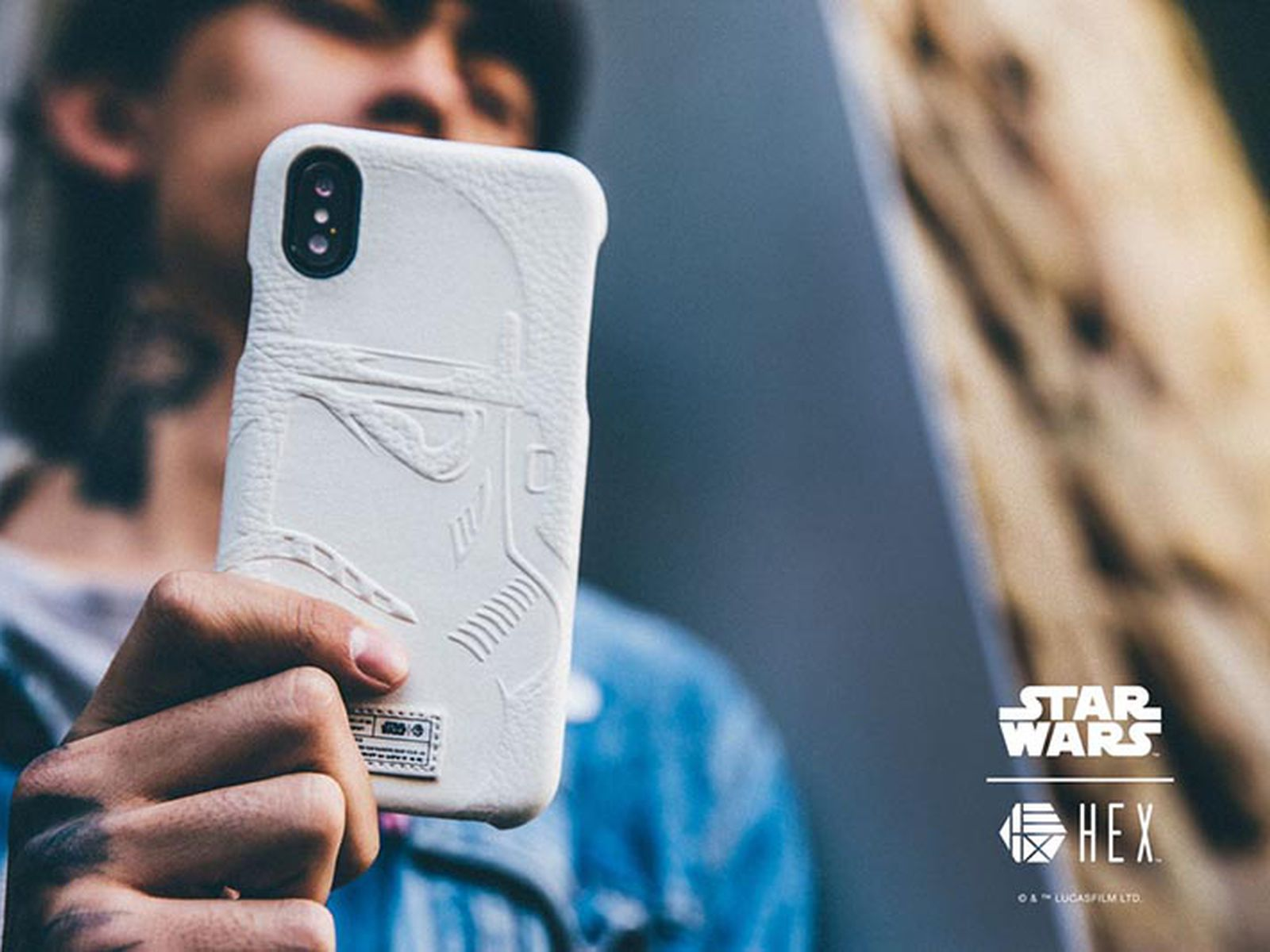 HEX and Disney Release Official Star Wars Cases for Latest iPhones ...