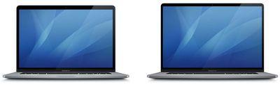 15 vs 16 macbook pro icon