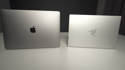 razer book macbook pro compared