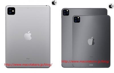dual triple lens camera 2019 ipad rumor mac otakara