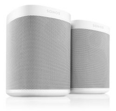 sonos one white bundle