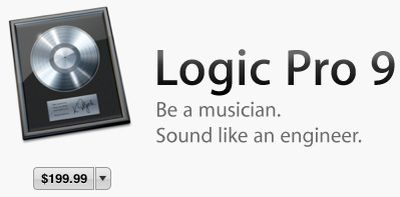 logic pro 9 mac app store