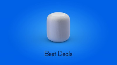 Minimalist HomePod Deal