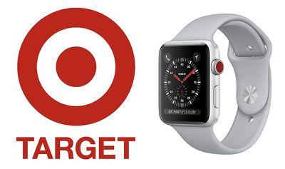 target apple watch delay