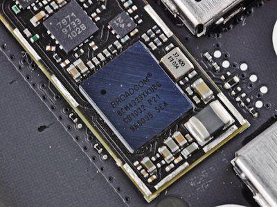apple tv wifi bluetooth chip