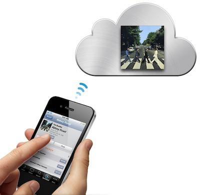 iphone icloud abbey road