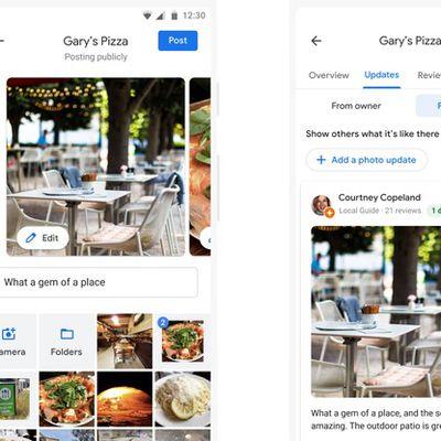 google photo updates