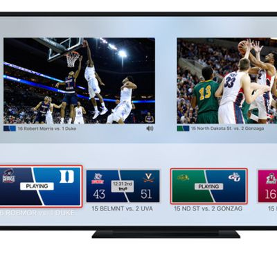 march madness apple tv app