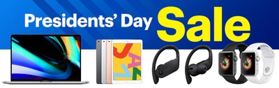 Deals Presidents Day Sale At Best Buy Offers Best Prices On Macbook Pro Ipad Powerbeats Pro And More Macrumors