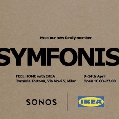 sonos ikea speakers