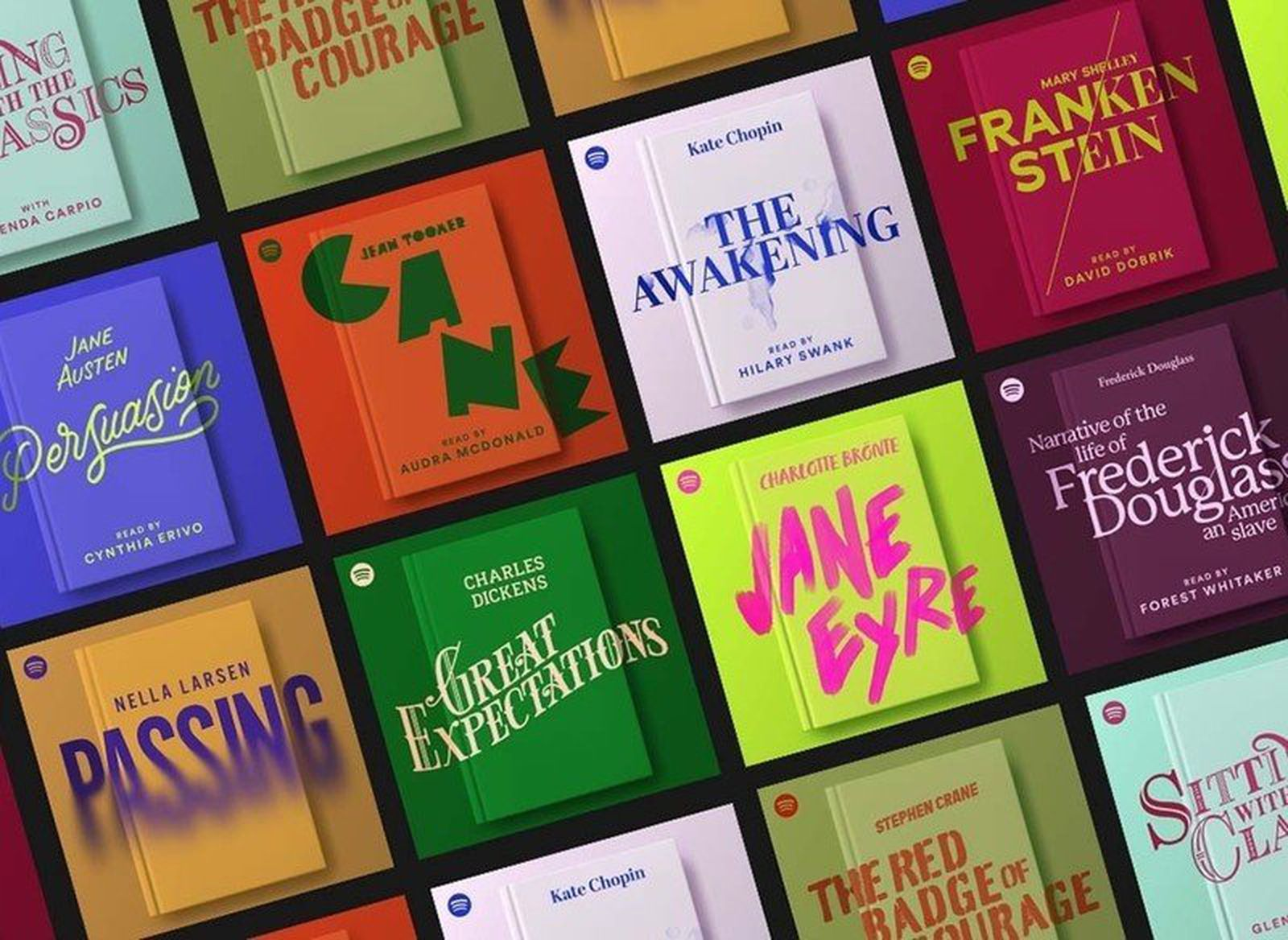 photo of Spotify Tests Audiobooks Market With Collection of Literary Classics image