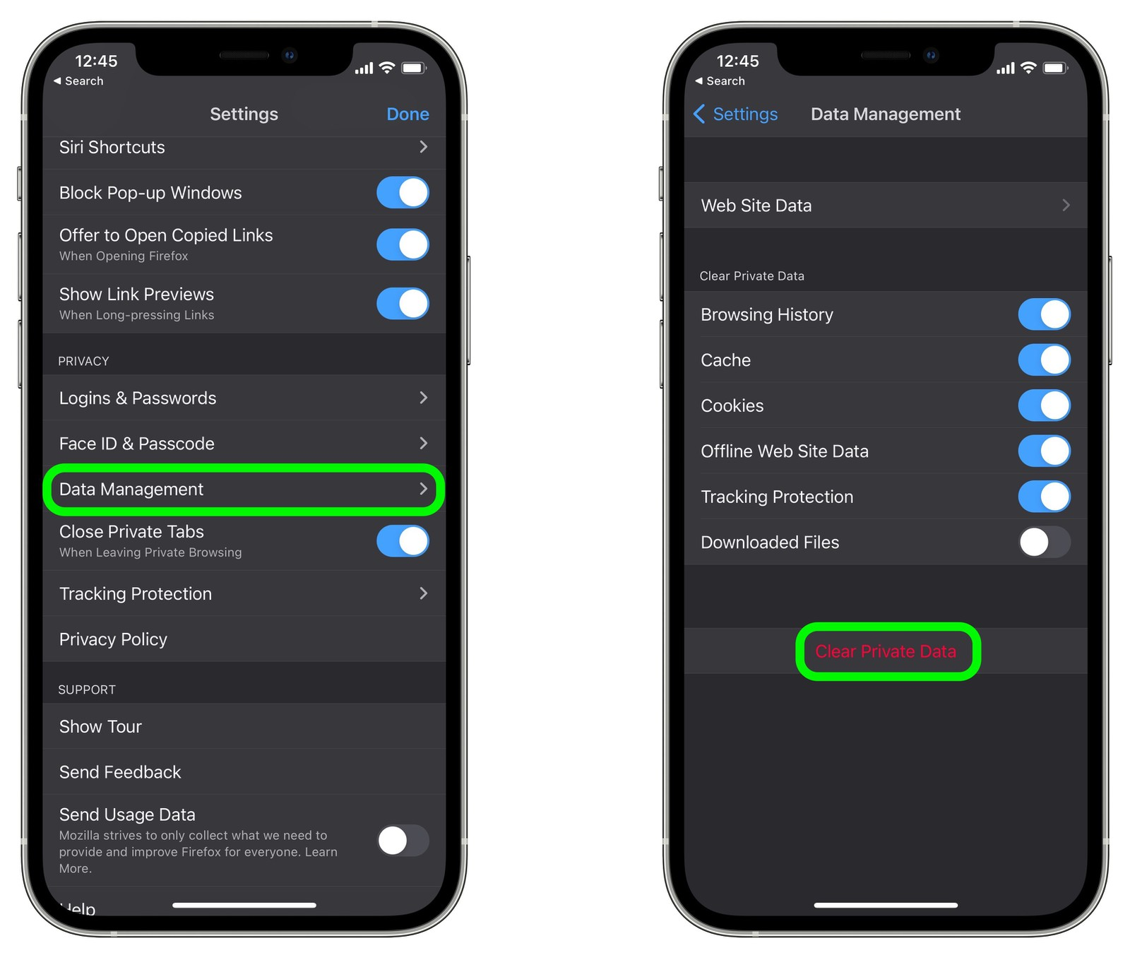 How to Clear Cookies in Firefox on Mac and iOS - MacRumors
