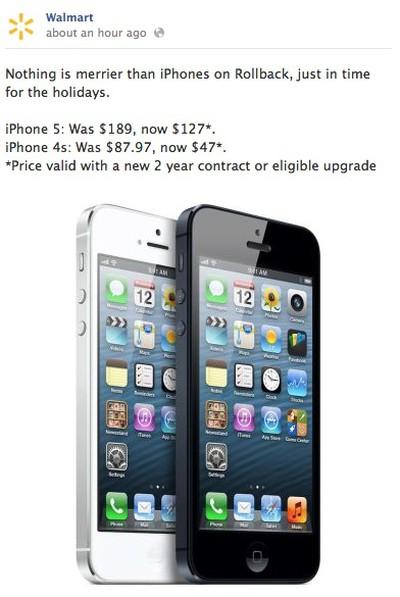 walmart iphone 5 127