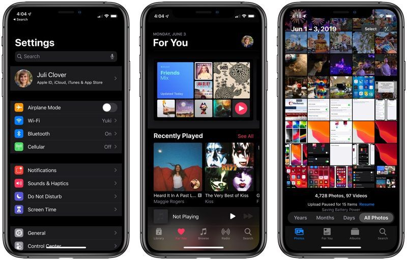 Eight Ios 13 Tips To Get You Started Macrumors