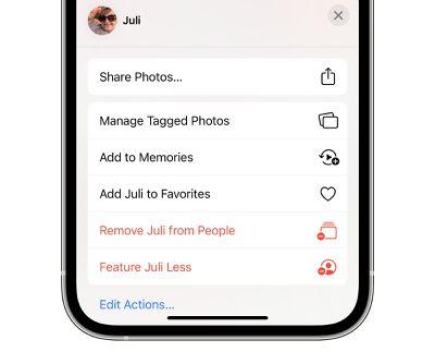 feature less photos