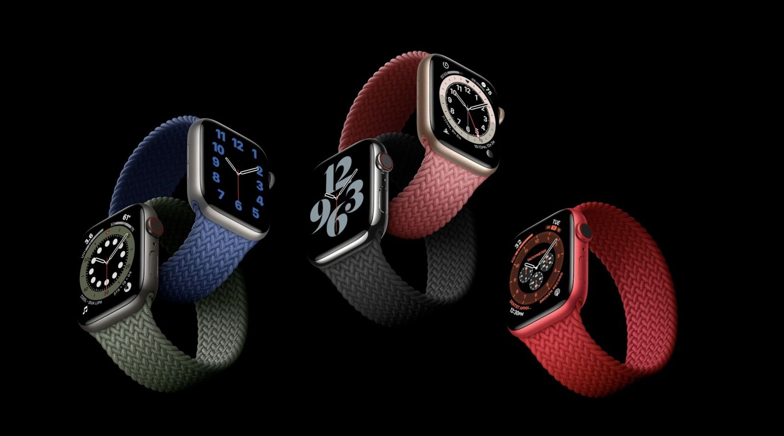 photo of Apple Watch Series 6 Features U1 Chip for Ultra Wideband image