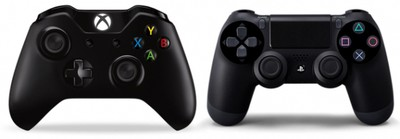 game controllers ps4 xbox